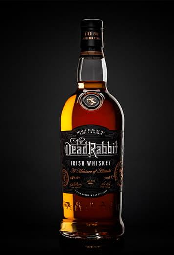 Whiskey resin ribbon