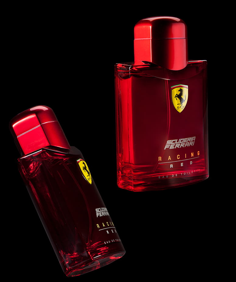 Ferrari resin labels