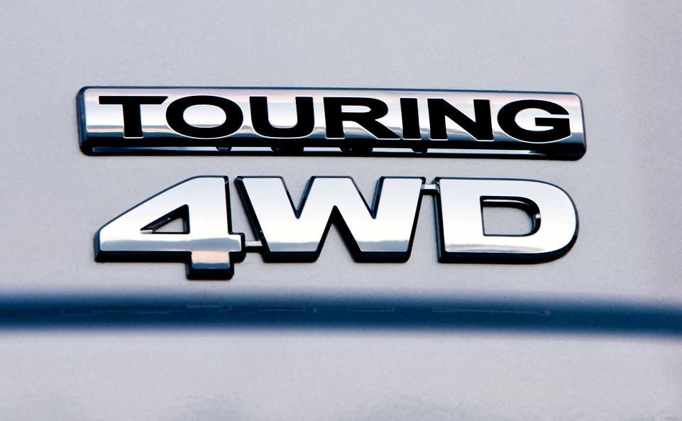 Touring 4WD Kromex